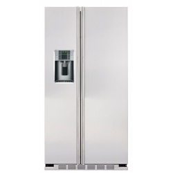 "Side by side incorporabil IOMABE Exclusive ""V"" Series OREE24VGF30, clasa A+, 528 l, No Frost, Inox"